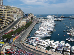 comment assister au grand prix de monaco