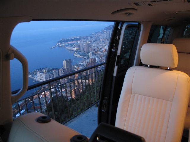 limousine per il Gran Premio di Monaco