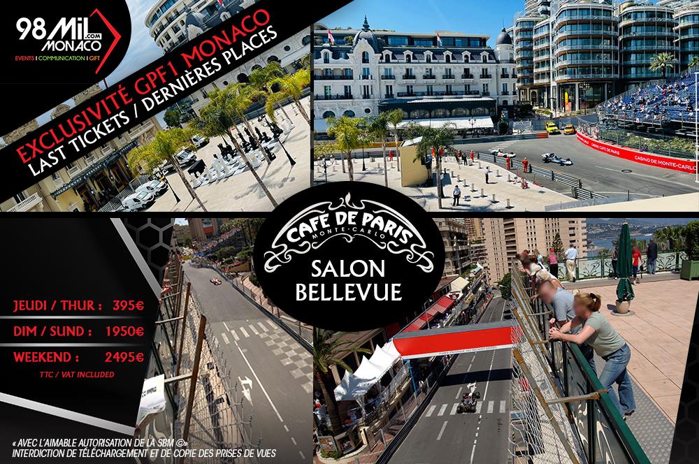 Salon Bellevue - Cafe de Paris™