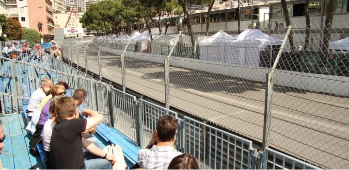Tribunes du Grand Prix de Monaco (TM)